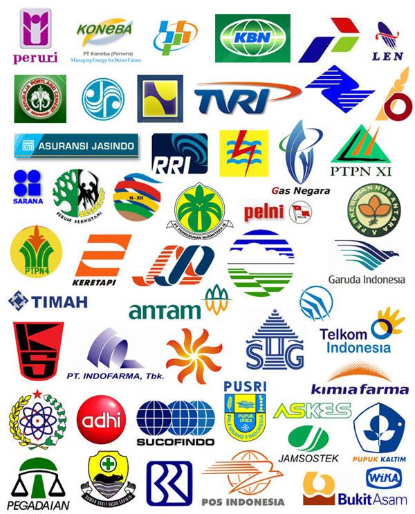 Logo Perusahan BUMN di Indonesia
